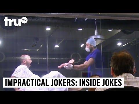 Impractical Jokers: Inside Jokes - Murr Births A Newborn | truTV