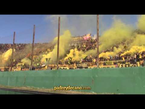 """""""Manya sos mi vida (Recibimiento vs. Plaza) - Peñarol Campeón"""" Barra: Barra Amsterdam • Club: Peñarol"""