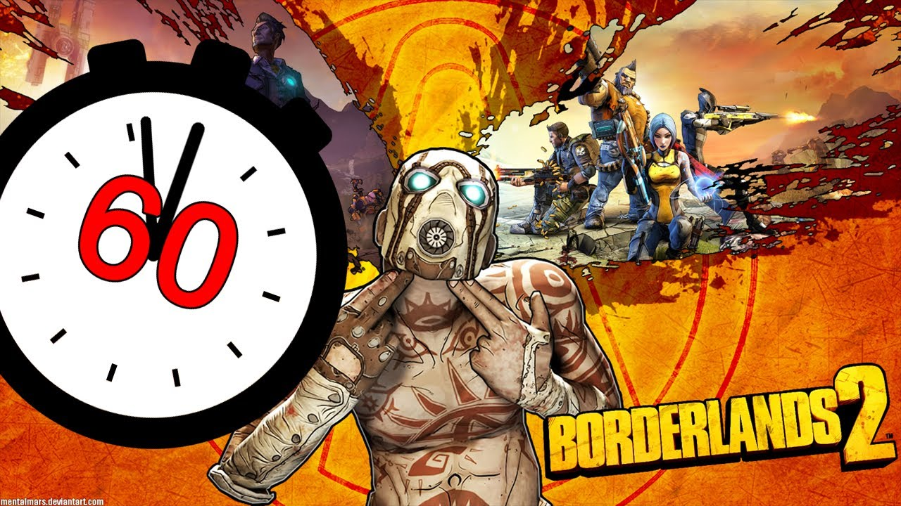 Borderlands 2 Is Actually A Turn-Based RPG, And Other Completely Incorrect Facts