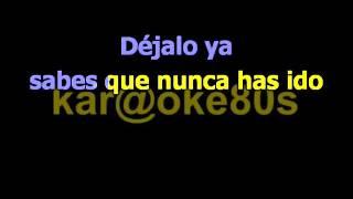 Karaoke Barco A Venus  Ana Torroja 2015 HD