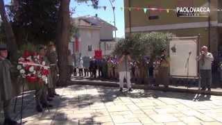 preview picture of video 'BRIGATA SASSARI RICEVE CITTADINANZA ONORARIA THIESI - LIVE (03)'