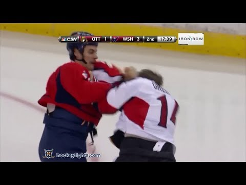 Aaron Volpatti vs. Colin Greening