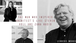 Into The Mind Of Artist/Architect Lebbeus Woods