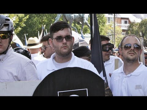 Suspected driver in Charlottesville ramming charged with murder