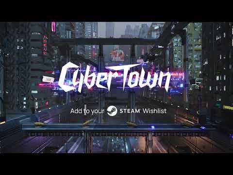 Cyber風 城市建設模擬 《CyberTown》即將上架STEAM