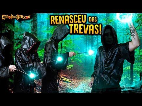 O BRUXO DAS TREVAS RENASCEU!! - ESCOLA DE BRUXOS #16 [ REZENDE EVIL ]