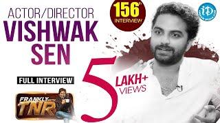 HIT Movie Actor Vishwak Sen Exclusive Interview || Frankly With TNR #156