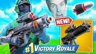 *NEW* Proximity Grenade Launcher in Fortnite! (INSANE)