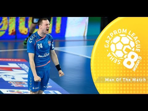 Man of the match: Maxim Baranau (Izvidac vs Meshkov Brest)