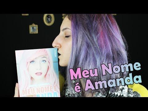 Meu nome é Amanda + Feminismo e Transexualidade   RESENHA E OPINIÃO