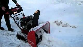 Снегоуборщик бензиновый MTD OPTIMA ME 66