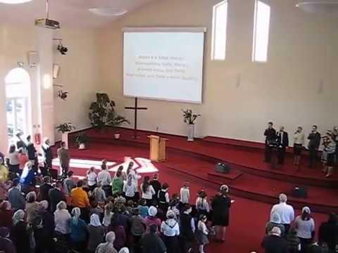 Контакте армянской церкви