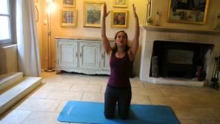 Pilates Tapis Avec Mimi Liss Devoirs Mars 2014