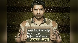 first-look-of-lucknow-central--farhan-akhtar-in-lucknow-centraltrailer-of-lucknow-central-