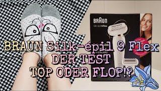 Braun Silk-épil 9 Flex | Test! Top? Flop? Aua?