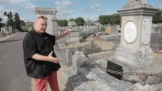 Vignette de Restauration de la tombe du plus grand magicien français, disparu il y a 150 ans.