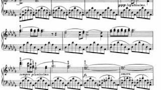 F. Chopin : Nocturne op. 9 no. 1 in B flat minor (Rubinstein)