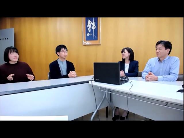 先輩行員インタビュー②入行後のギャップ【大東銀行/採用2022】