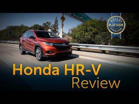 2019 Honda HR-V – Review & Road Test