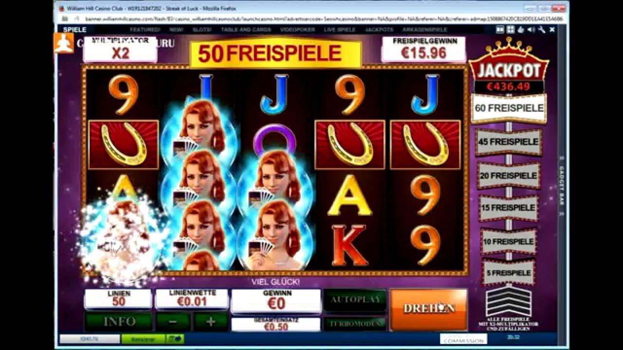 """Eine Glückssträhne? Der """"Slot Streak of Luck"""" von Playtech"""