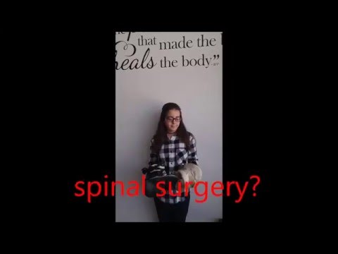 Avoided Spinal Surgery