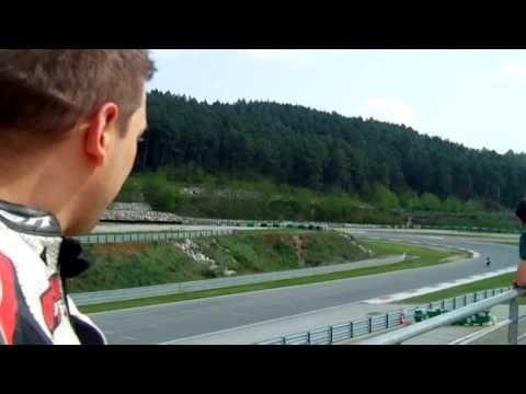 circuit d'alès avril 2009