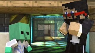 CRASH LANDING - The Complete Collection (Minecraft Animation)