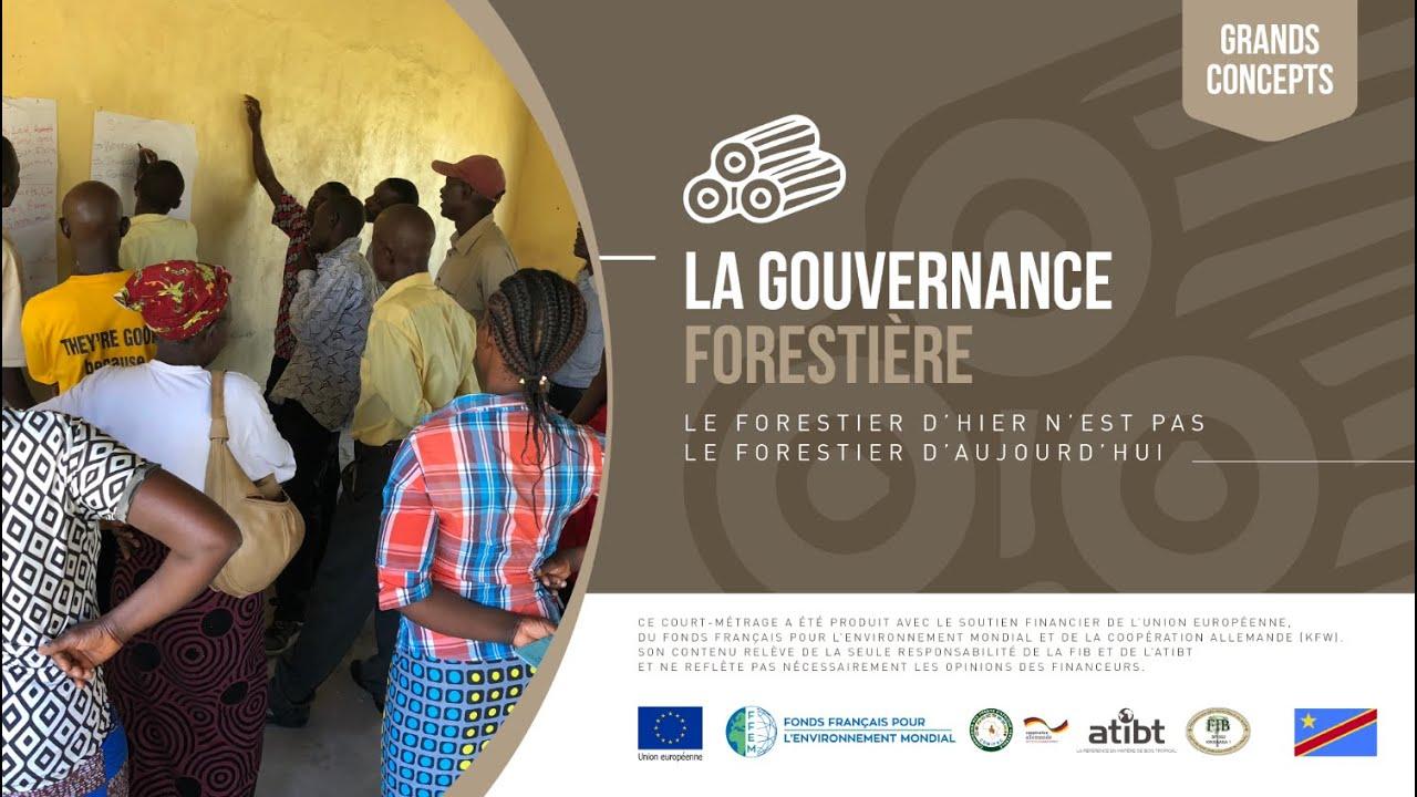 Collection Grands concepts-Gouvernance forestière-Forestier d'hier et forestier d'aujourd'hui