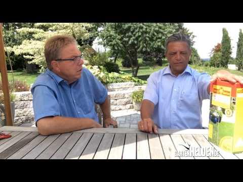 Experteninterview mit Klaus Skuppin - Dünger und Unkrautvernichter