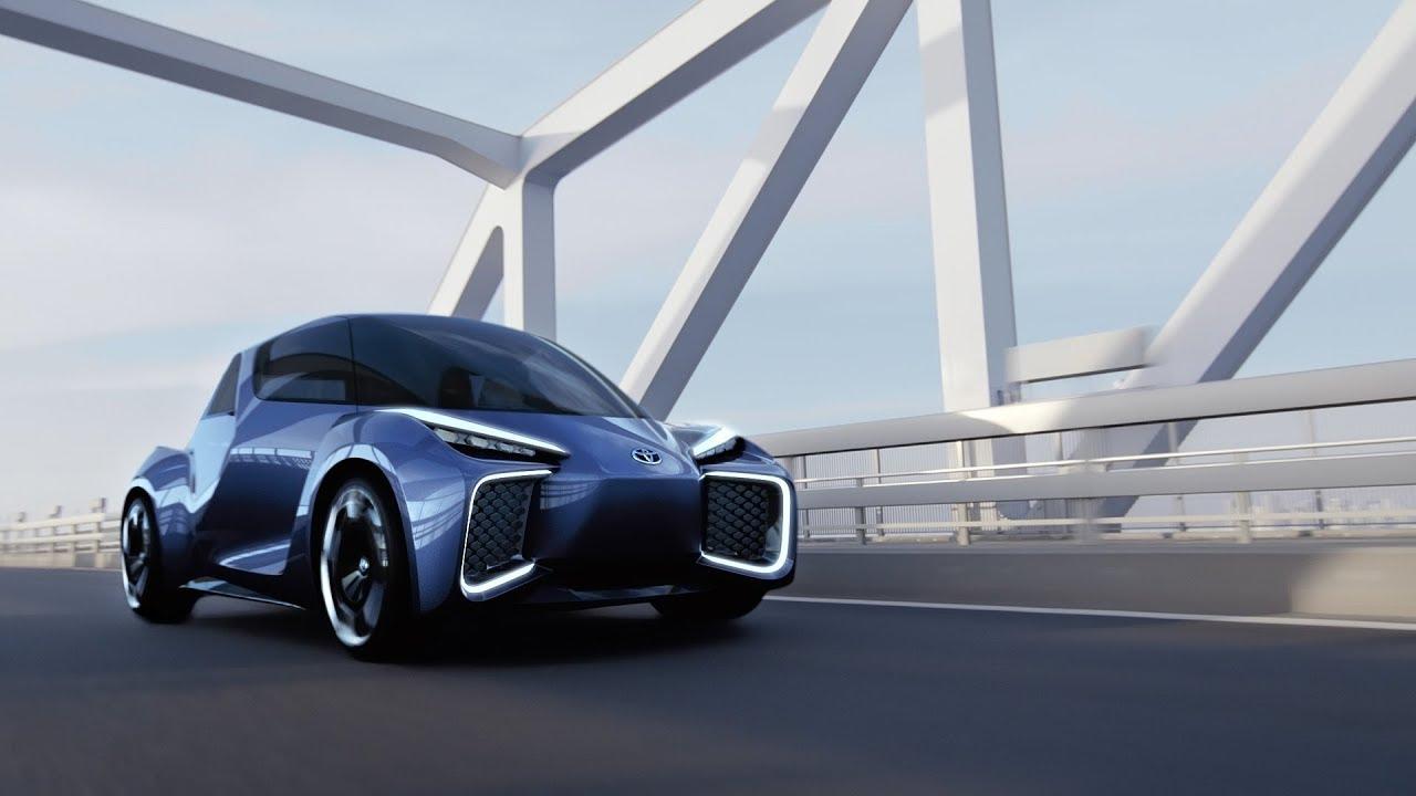 RHOMBUS 未來都會電動車 概念影片