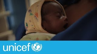 India's smallest baby | UNICEF