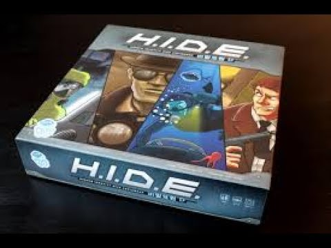 CAG reviews H.I.D.E by MayDay Games