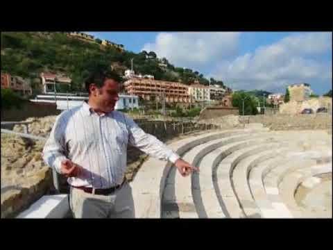 IL RESTAURO DEL TEATRO ROMANO DI VENTIMIGLIA SPIEGATO DALL'ARCHEOLOGO