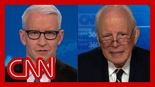 John Dean: 'I'm honored' to be on Trump's enemies list