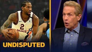 'Kawhi Leonard made LeBron James look foolish last night' — Skip Bayless | NBA | UNDISPUTED