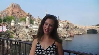 New Video: One Minute in Tokyo Disneyland