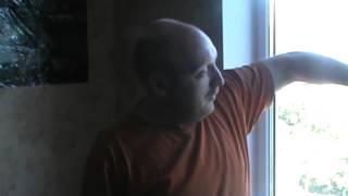 Установка окна в квартире