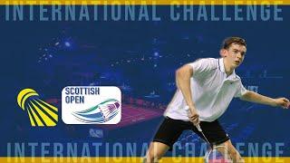 Lakshya Sen vs Christo Popov (MS, SF) - Scottish Open 2019
