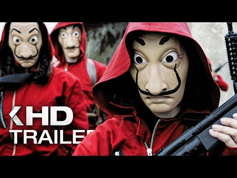 Money Heist Season 4 Official Trailer