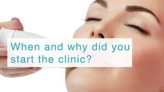 When and why did you start the clinic?