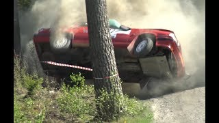 Best of Swedish Rally Crashes + Bonus