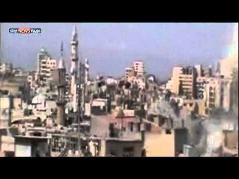 استمرار الحملة العسكرية على  دمشق  وريفها