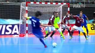 Match 27: Egypt v Thailand - FIFA Futsal World Cup 2016
