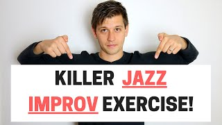 Killer Jazz Improv Exercise to Level Up Your Solos