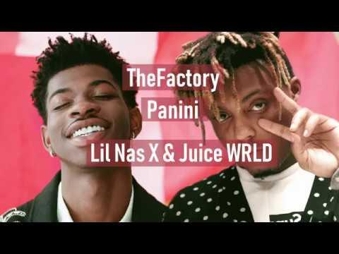 Lil Nas X - Panini Feat. Juice WRLD [Remix]