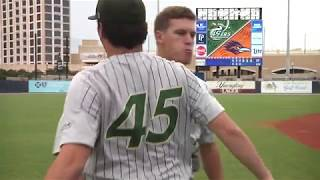 Sights and Sounds from Charlotte Baseball's C-USA Tournament Win Over UTSA