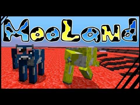 Minecraft - MooLand