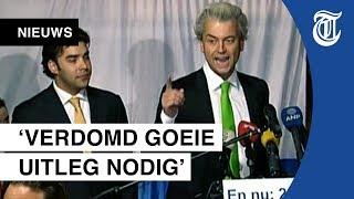 Zaak-Wilders: 'Hier is iemand aan het liegen'