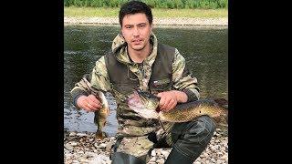 Рыбалка на реке чульман якутия