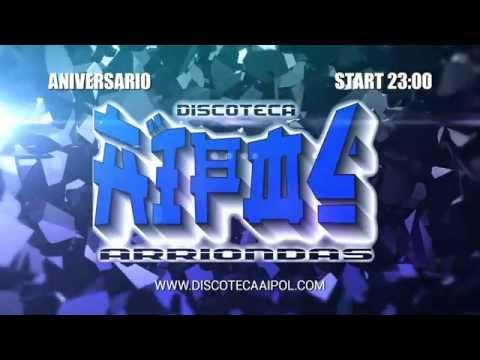 27º Aniversario Discoteca AIPOL Arriondas 25/10/2014